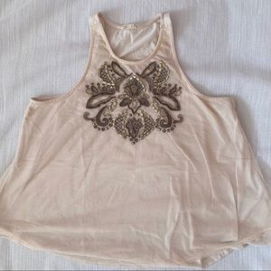 HOLLISTER BOHO Sequence Tank Size Small